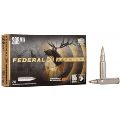 Federal 308win Trophy Bonded Tip