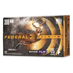 Federal Edge TLR 175gr - 308win ; 30-06 Spriengfield