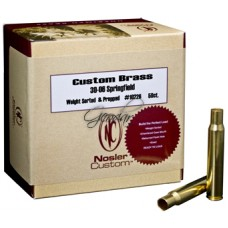 Гилзи Nosler Custom Brass .30-06  50бр.