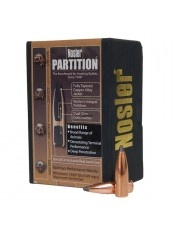 Куршуми Nosler Partition 100бр. .30 165gr.