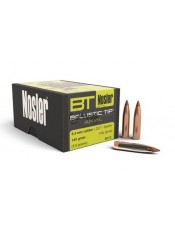 Куршуми Nosler Ballistic Tip Hunting 6.5mm/.264 140GR. SP