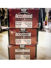 Куршуми Nosler Accubond Long Range .30/.308 168GR SP